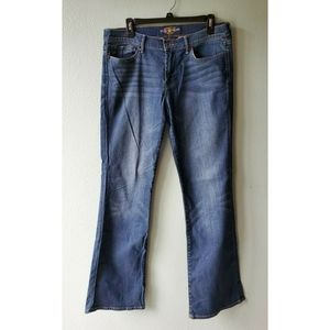 LUCKY BRAND Sweet' N Low Size 10/30 Regular Jeans